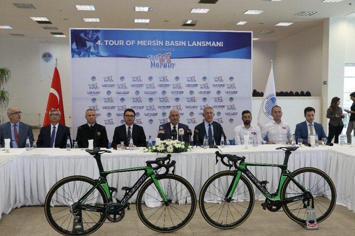 '4. Tour Of Mersin', 19-22 Nisan tarihlerinde yapılacak