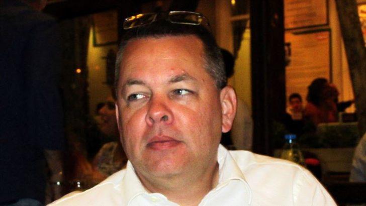 'Rahip Brunson Hapisteyken ABD-Türkiye İlişkileri İlerleyemez'