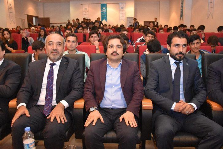 Muş'ta '15 Temmuz Yeniden Diriliş' konferansı