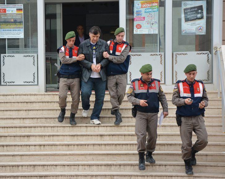 GÜNCELLEME 2 - Eski savcı Yunanistan'a kaçarken yakalandı