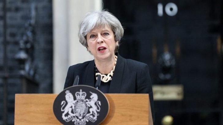 """Theresa May: """"Kimyasal silah kullanımının normalleşmesine izin veremeyiz"""""""