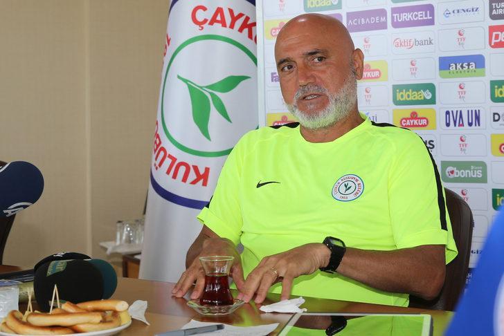 Karaman, alacakları için Çaykur Rizespor'a haciz işlemi başlattı