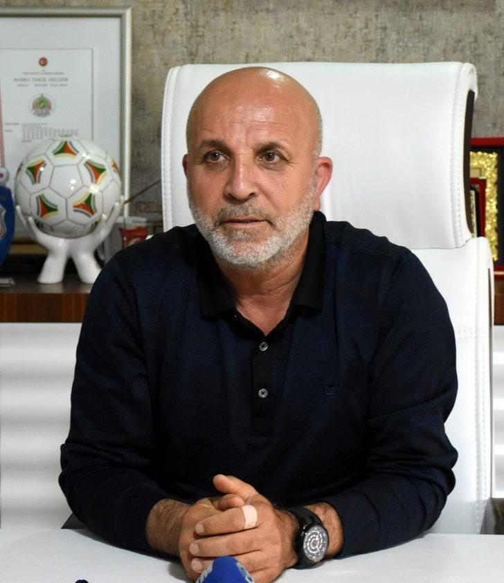 """Hasan Çavuşoğlu: """"10'un üzerinde verilmeyen penaltımız var"""""""