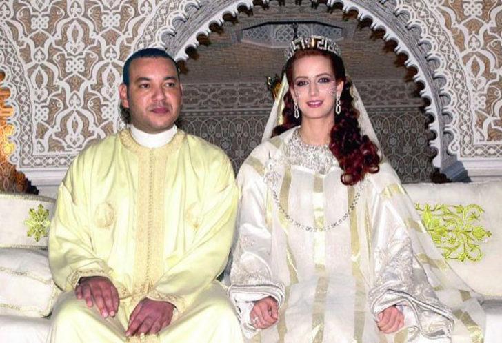 Kral eşcinsel mi? Prenses Lalla Salma saraydan kaçtı