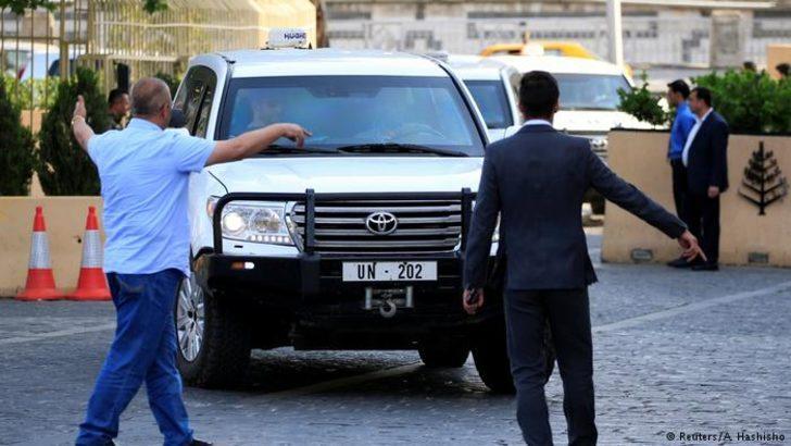 Şam rejimi: KSYÖ uzmanları Duma'da