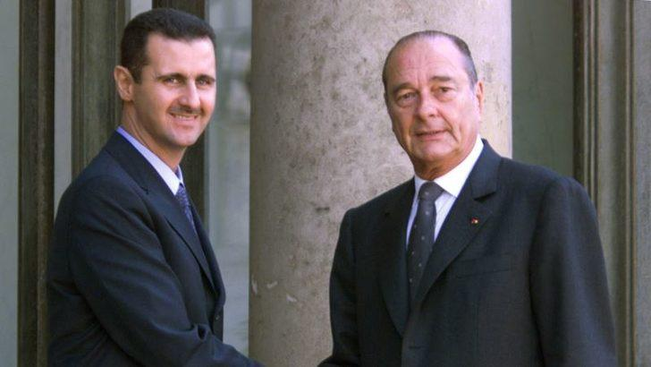 Fransa Esat'tan 'Legion d'Honneur' MadalyasınıGeri Alıyor