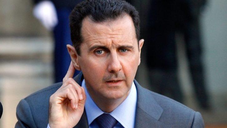 New York Times'tan çarpıcı yorum: Esad ne yaparsa yapsın batı onu iktidarda bırakacak