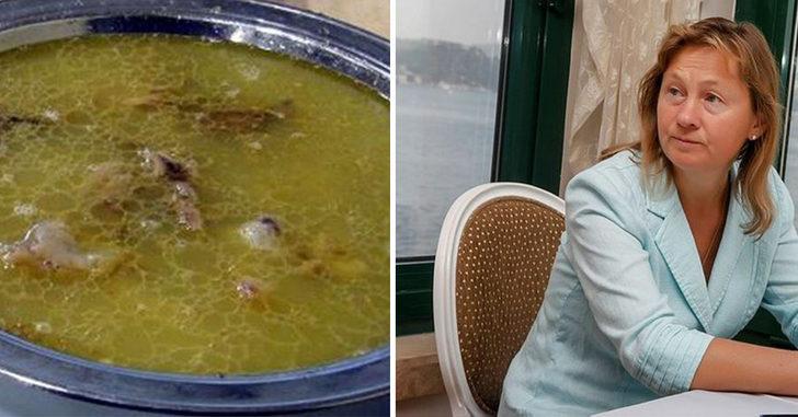 Otizm hastası oğlunu kelle paça çorbasıyla iyileştirdi!