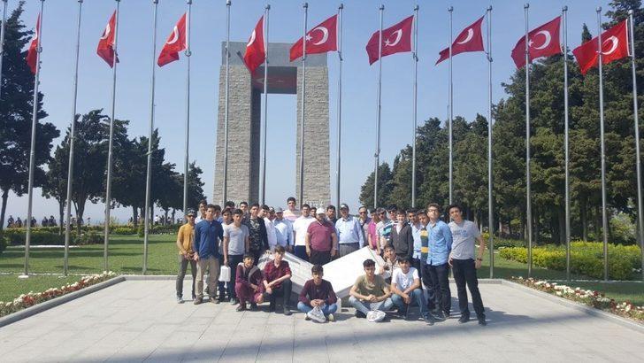 Büyükşehir'den Çanakkale gezisi