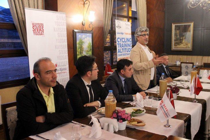 """Oran Genel Sekreter Vekili Ahmet Emin Kilci: """"Bisiklet takımları İtalya, İspanya'yı tercih ederlerken artık Türkiye'yi tercih etmeye başlayacaklar"""""""