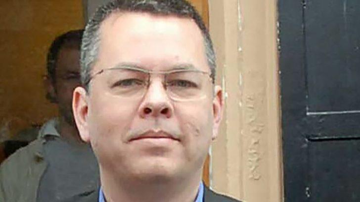 WSJ'ın başyazısı: Erdoğan'ın 'Amerikalı rehini' Andrew Brunson