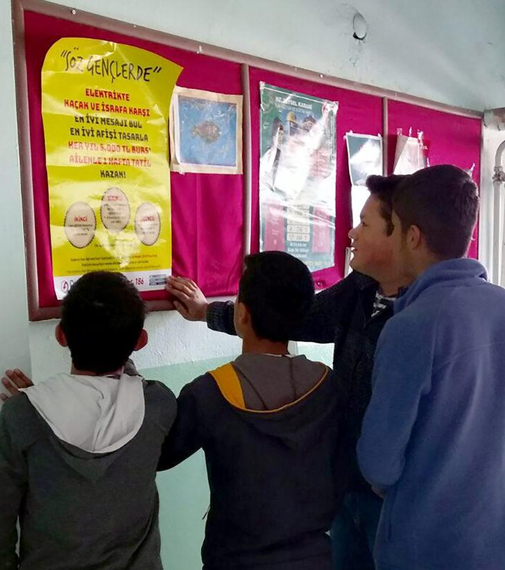 DEDAŞ'tan tatil ve 60 bin lira ödüllü kaçak elektrik slogan yarışması