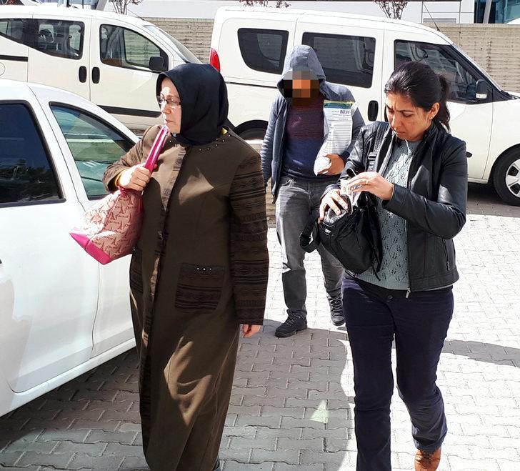 Samsun'da polis eşlerine FETÖ operasyon: 7 gözaltı