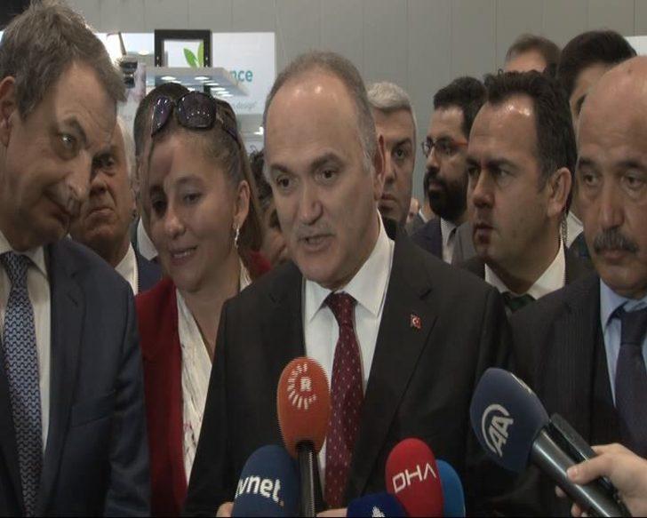 Bakan Özlü'den erken seçim açıklaması