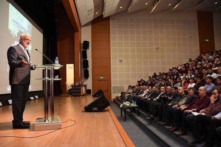 Aliya İzzetbegoviç ve Mücadelesi konulu konferans