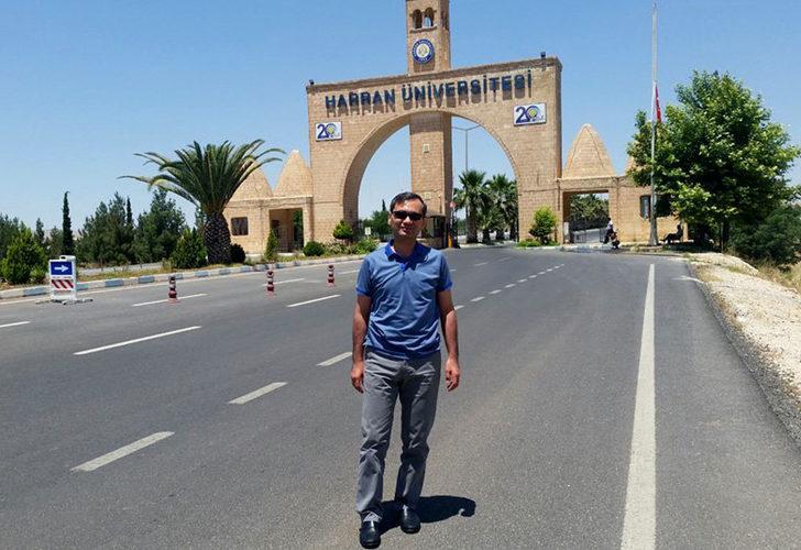 Harran Üniversitesi, FETÖ firarisi profesöre maaş iddiasını yalanladı