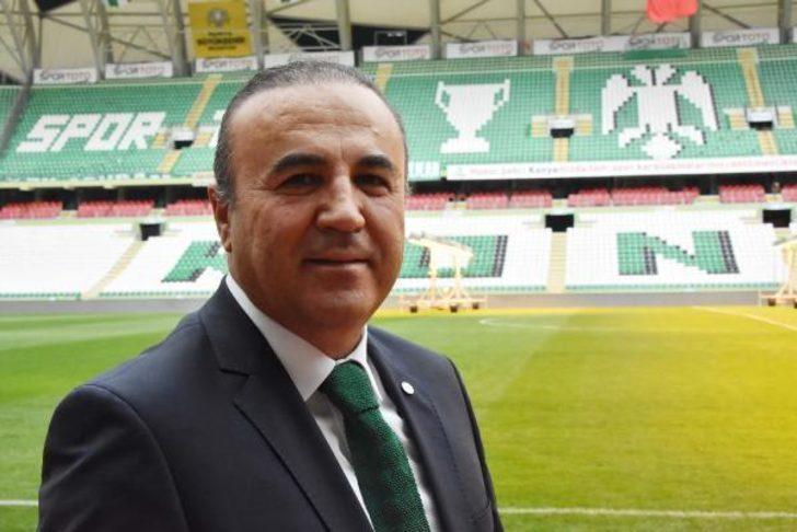 "Konyaspor Basın Sözcüsü Baydar: ""Ligde kalacağımıza inancımız tam"""