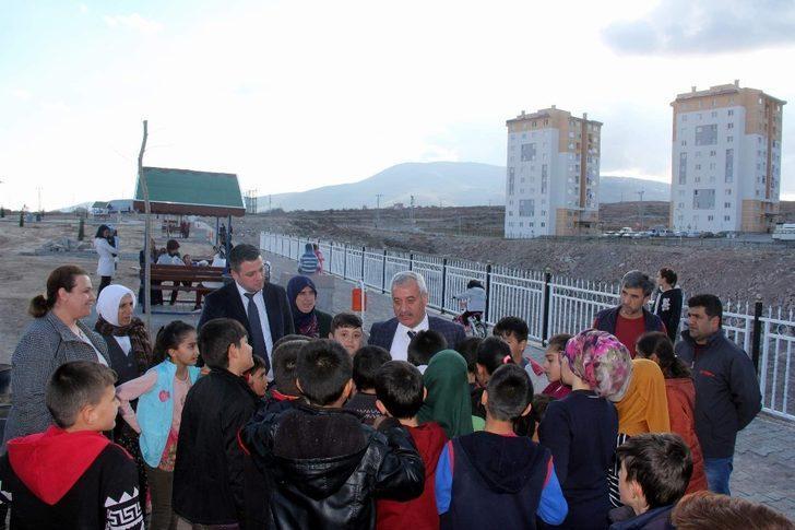 İncesu'da vatandaşlar mesire alanlarını doldurdu