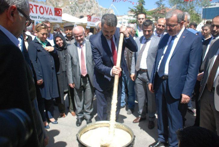 Tokat'ta hedef 1 milyon turist