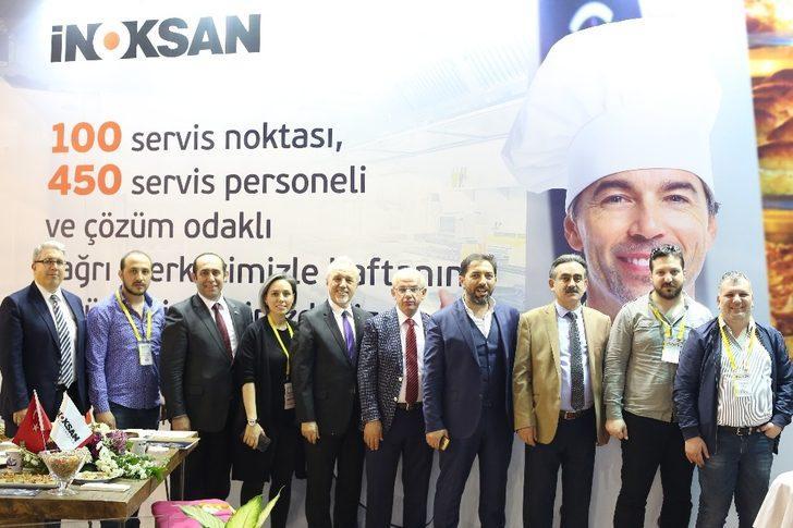 """İnoksan, IBATECH 2018 Fuarı'nda """"Inosmart Dokunmatik Ekran Serisi"""" ile görücüye çıktı"""