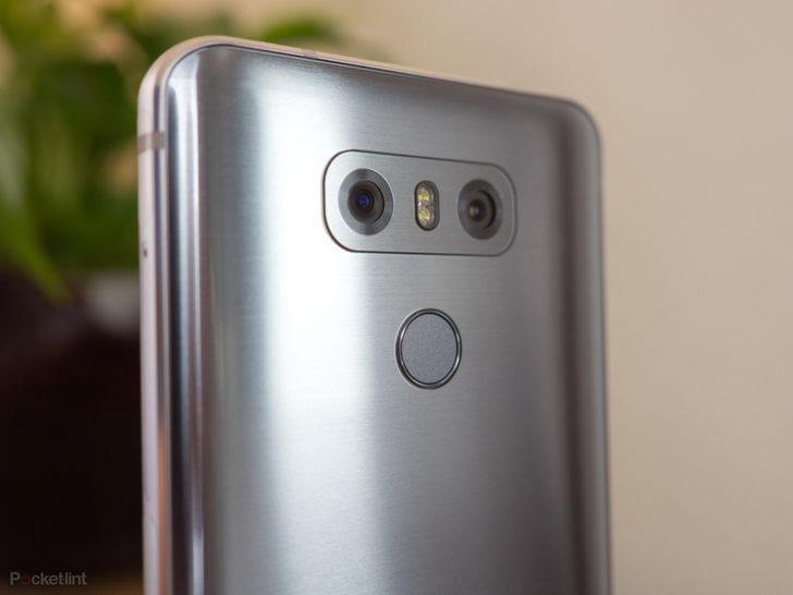 LG G7 ThinQ tüm ihtişamıyla karşınızda