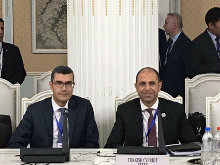 KKTC Dışişleri Bakanı: İzolasyonlar Rumların uzlaşmaz tutumunu besliyor