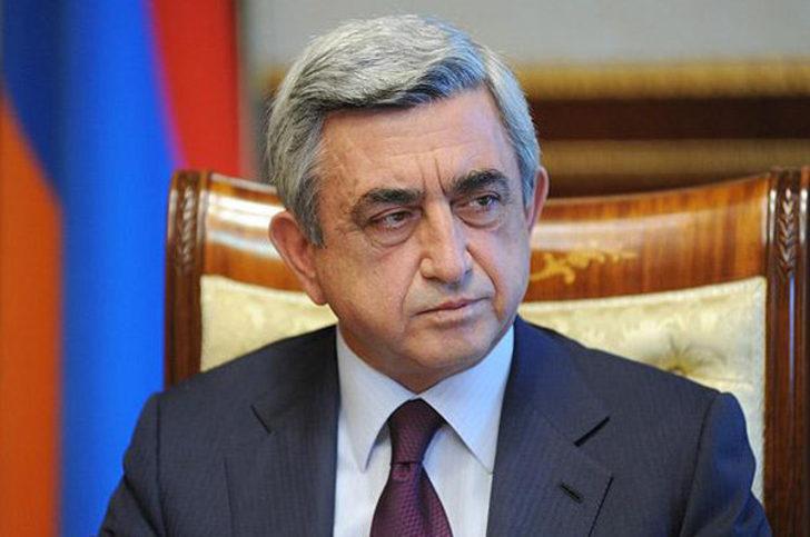 Ermenistan'ın yeni başbakanı Sarkisyan oldu