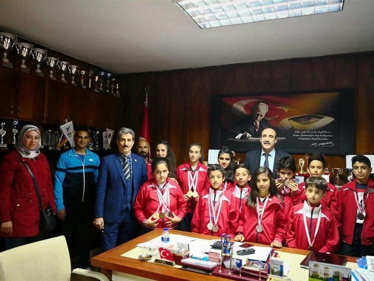 Okullararası Yıldızlar ve Gençler Özel Sporcular Türkiye Şampiyonası
