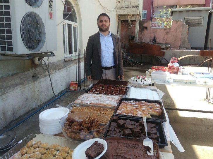Sason'da Kur-an kursu öğrencileri yararına kermes düzenlendi