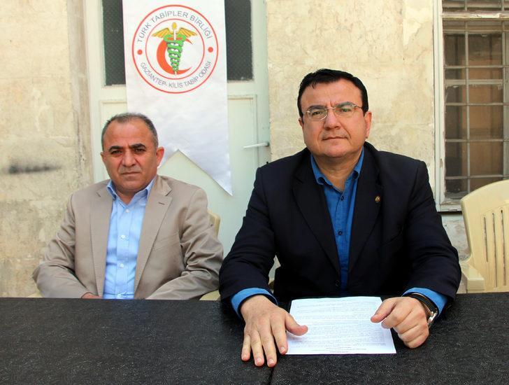 Tabipler Odası, Dr.Ersin Arslan'ı andı, şiddete tepki gösterdi
