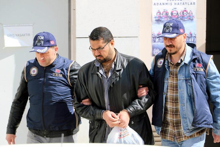 DEAŞ operasyonda gözaltına alınan 3 Iraklı sınır dışı edildi