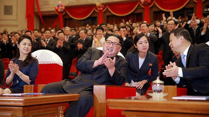 Tüm dünyaya duyurdular! Kuzey Kore Güney Kore savaşı bitiyor!