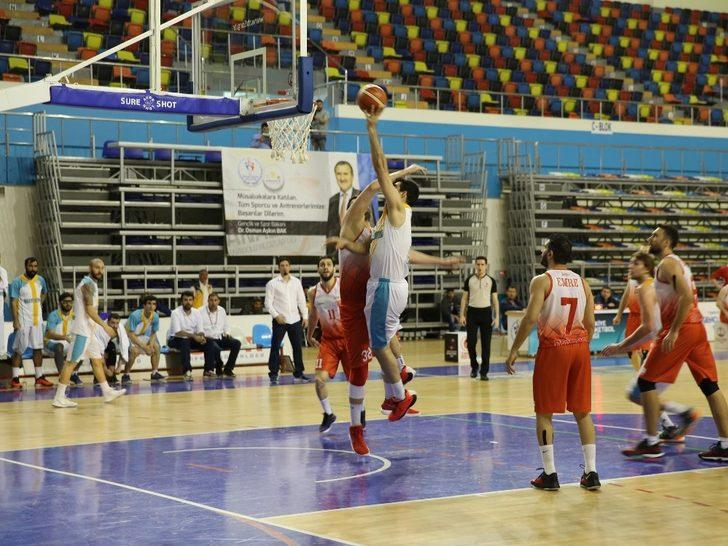 Haliliye Basketbol takımı, final yolunda