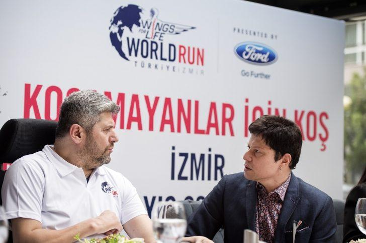 Mirkelam Wings For Life World Run'da koşacak
