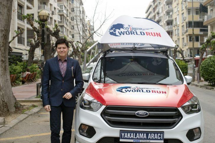İzmir Wings For Life World Run'a hazır