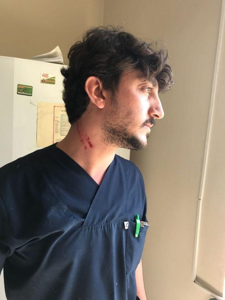 Şırnak'ta darp edilen sağlık çalışanına yönelik saldırı kınandı