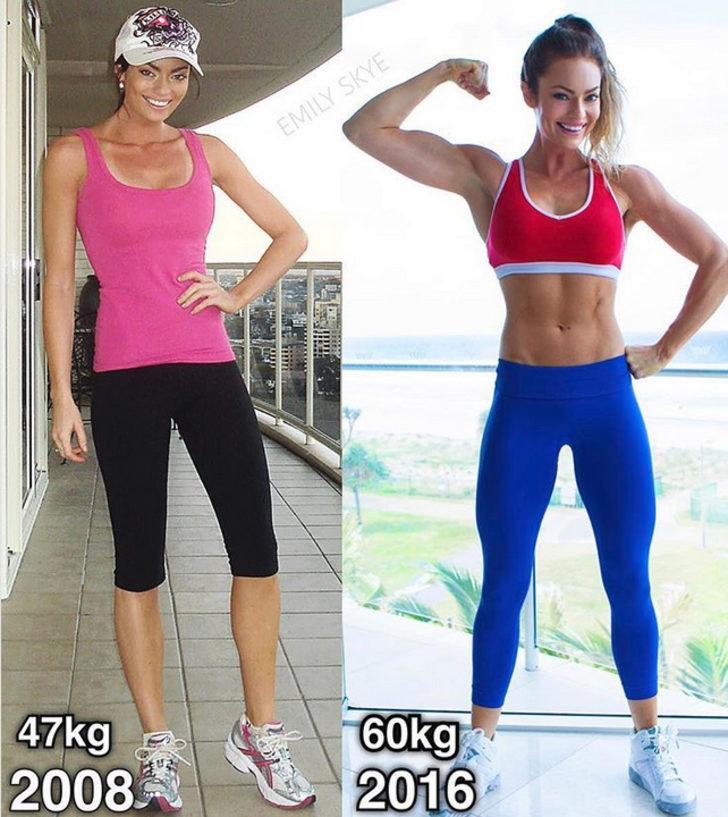 47 kilodan 60 kiloya