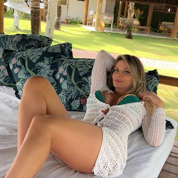 Viviane Bordin'in Neymar hayranlığı