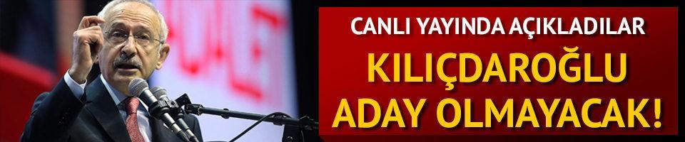 Kılıçdaroğlu aday olmayacak! İşte aklındaki isimler