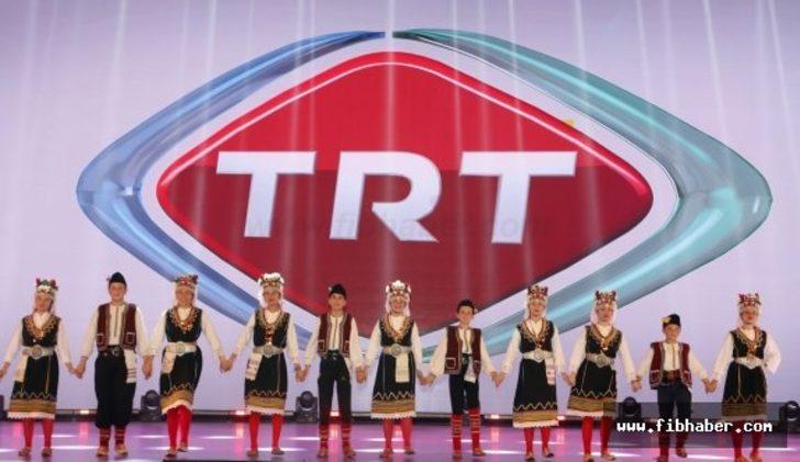 """""""TRT Uluslararası 23 Nisan Çocuk Şenliği"""""""