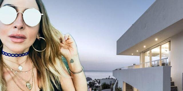 Hadise, Türkiye'de ilk villasına servet ödedi