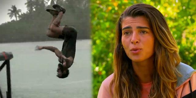 Survivor 2018 53. bölüm fragmanı! Merve Aydın'dan şok sözler: 'Bu kadar mı yere düştü?'