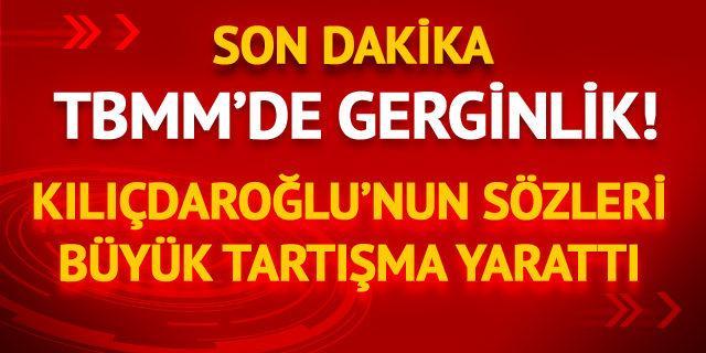 Kılıçdaroğlu'nun sözleri büyük tartışma yarattı