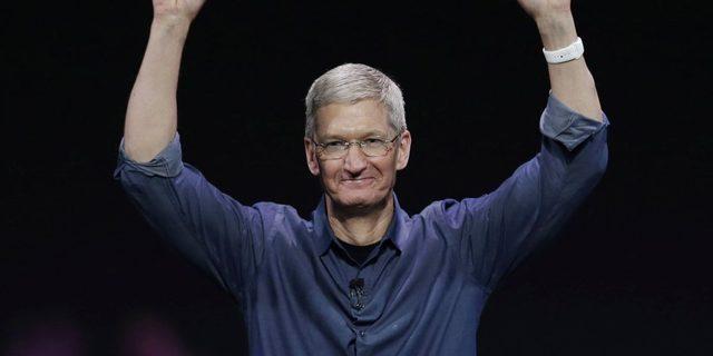 Apple'ın CEO'su Tim Cook'tan anlamlı 23 Nisan kutlaması