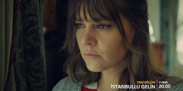 İstanbullu Gelin 47. yeni bölüm fragmanı: Aslı, Faruk'u kovuyor! (İstanbullu Gelin son bölüm izle)