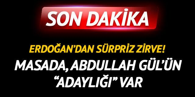 AK Parti'de sürpriz zirve! Erdoğan ve Bülent Arınç'ın gündeminde Gül mü var?