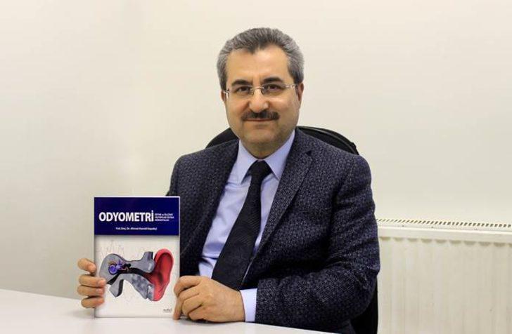 Odyometri eğitimi alanında ilk ve tek Türçe kaynak kitap yayımlandı