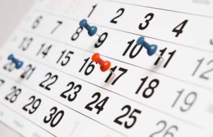 10 AĞUSTOS KURBAN BAYRAMI ARİFESİ - Cumartesi
