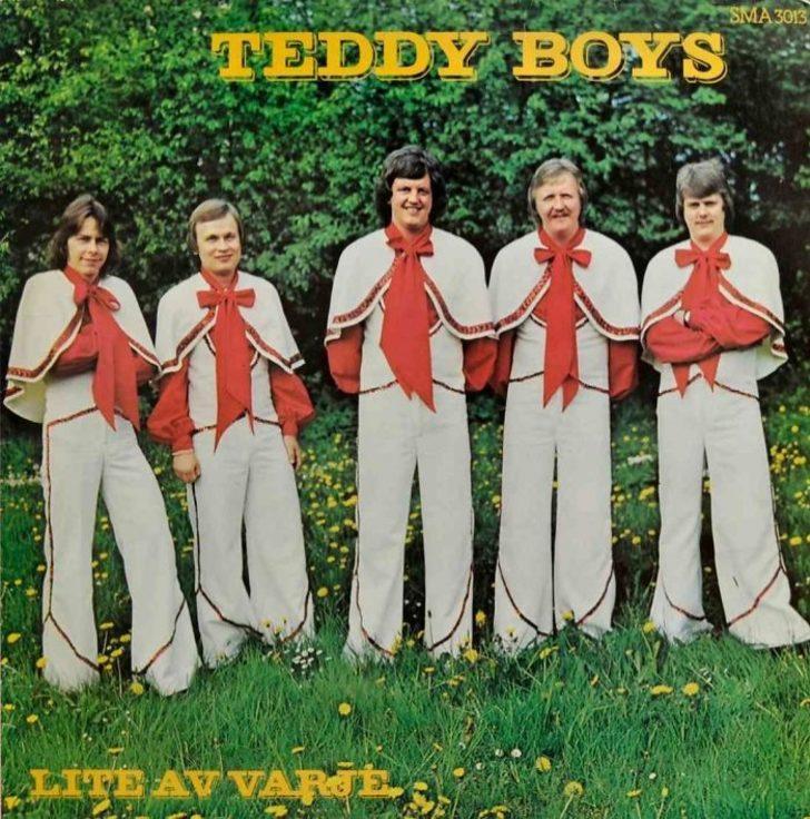 70'li yılların İsveçli gruplarının beyin yakan albüm kapakları