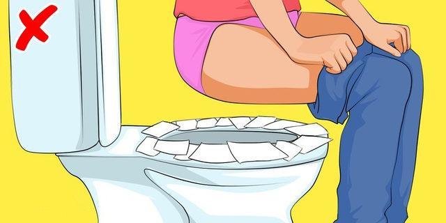Umumi tuvaletler düşündüğünüz kadar tehlikeli mi?